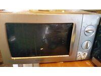Samsung Microwave.