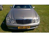 2005 '05' Mercedes-Benz E320 CDI Avantgarde Estate 7seats