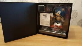 Sonic collectors edition statue