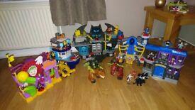 Imaginext Toy Bundle £55