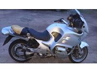 bmw rt 1150 2003 cheap run and ride