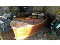 Sailing boat 11 ft relistead do to time wasters again no show