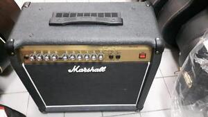 Marshall AVT50X 1X12'' Ampli de guitare preamp a tube 50w usagé