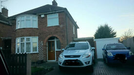 Rental 3 BED DETACHED HOME, CARPORT, GARAGE, HUGE REAR GARDEN AND DRIVEWAY COMING IN July 2017