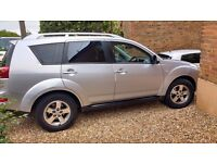 Peugeot 4007. 4WD. 7 Seater. Full Service History, Recent MOT. Amazing family car.