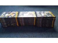 FBI files dvd volume 1 2 & 3 (24 dvds all together)