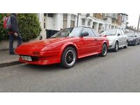 Toyota mr2 ..mk1.. fully restored low mileage 109k