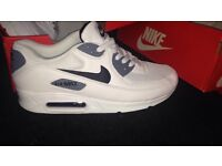 Nike air max 90s trainers size 7,8,9