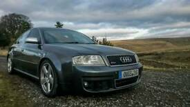 **** AUDI A6 S6 RS6 2003 C5 SALOON MODIFIED TURBO QUATTRO ****