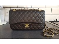 Quilted bag. Chanel style
