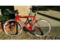 FELT F4C 56cm Carbon Fibre Tri/Road Bike