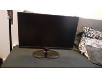 LG 22EA63 Monitor 21.5inch; (Capacitor Needs Replacing)