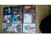 Loads of dvds 50p each