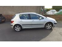 Cheap Peugeot 307 for sale