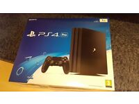 Playstation 4 Pro Games on console in description swap for a gaming pc / GPU