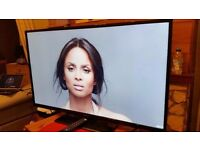 """Brand new Boxed PANASONIC 48"""" LED FULL HD 1080P TV with built in Freeview HD,excellent condition"""