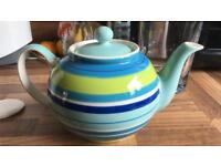 Hand painted Whittard Teapot