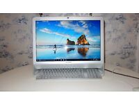 "USED Sony VAIO JS-Series All-In-One PC VGC-JS4EF/S - 20.1"" screen"