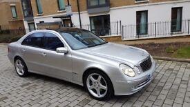 2003 Mercedes-Benz E500 Avantgarde Petrol Automatic