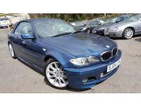 BMW 3 Series 3.0 330Ci Sport++ MOT APRIL 17++FSH++ 6 MONTH WARRANTY INCLUDED++GREAT DRIVER