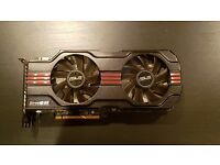 Asus 1536MB GeForce GTX 580 DirectCU II NVIDIA Graphics Card