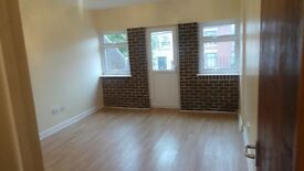 New built two bedroom flat available, 2 min walk from town centre.