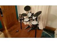 Roland td 4 electric drum kit