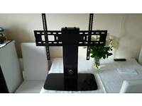 2 in 1 tv wall bracket and stand
