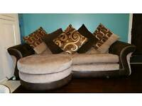 Dfs sofa and chair