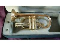 """Cornet Bb """"Sterling Concerto"""" 1st & 3rd Triggers"""