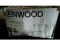 Brand new multipro food processor