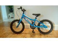 Ridgeback mx16 boys bike, hardly used so really good condition.