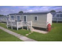 Escape from it all 6 Berth Static Holiday Home for Sale Sited on the Beautiful