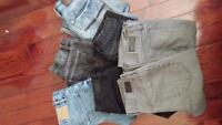 Jeans in great condition (Ecko, Areopostale and Buffalo) $8 each