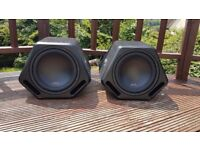 Juice A12 1200 Watts Active Subwoofer with Built in Amp