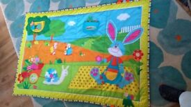 'Tiny love' very large play mat