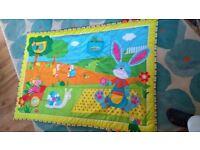 'Tiny love' very large play mat