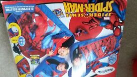 Spiderman Readybed fab condition boxed £10