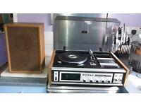 Job lot of vintage / retro audio equipment, parts, components, projects