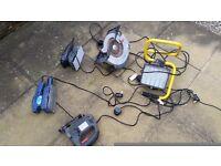 Electric tòols