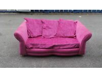 sofabed cushions need recovering ,possible delivery