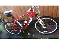Mountain bike specialized hardrock👍
