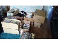 MASSIVE JOBLOT OF RECORDS