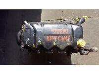 Mk2 fiesta xr2 engine