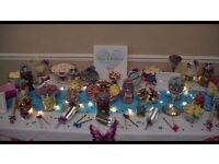 Wedding sweet jars for sale