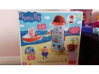Peppa Pig Lighthouse mega set