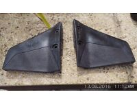 pair of planning fins