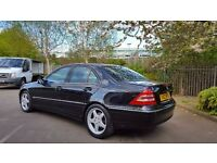 Mercedes Benz c class c240 automatic, Good condition