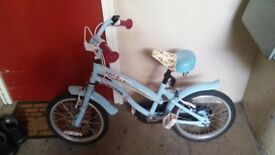 Kids cherry tree bicycle