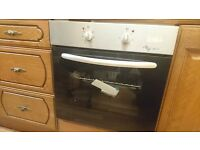Currys Single gas oven and grill for sale, 13A